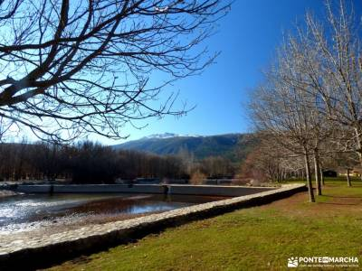 Cascadas Purgatorio;Bosque de Finlandia; parque natural de saja-besaya club viajes viajes covadonga